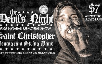 The Devils Night: Jesse Highrail Memorial Show
