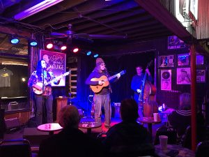 Gullywasher band at Knucklehead's