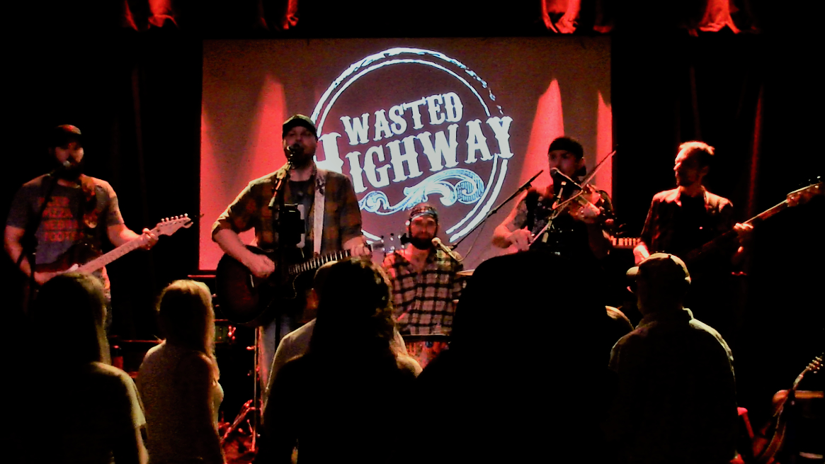 Wasted Highway Tequila Songbirds